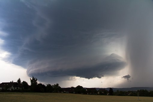 Nature, Forward, Super Cell, Lift Plate, Updraft Area