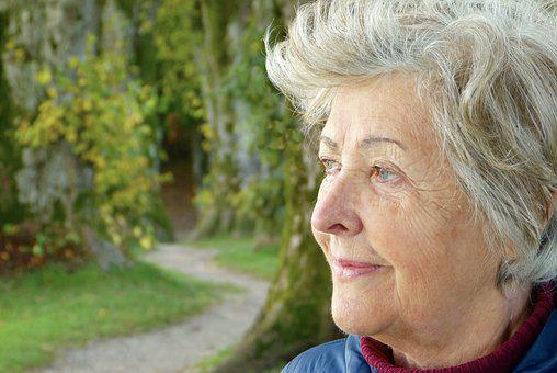 Woman, Age, In The Free, Air, Health, Getting Older
