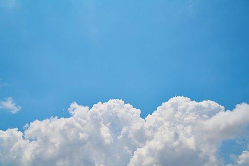 Nature, Cloud, Landscape, Atmosphere, High, Clouds