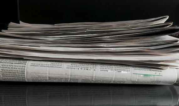 Newspaper, Article, Journalism, Tabloid, Journalist