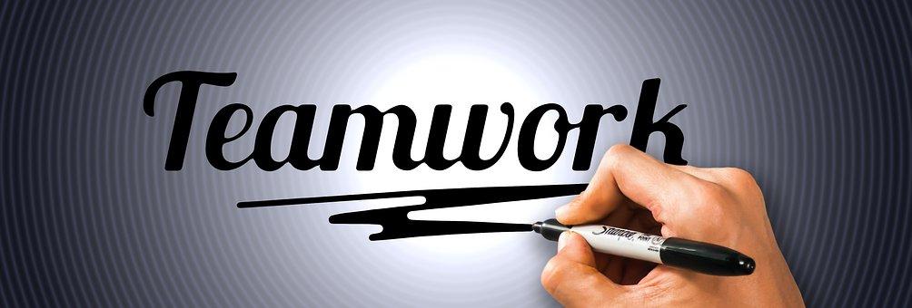 Business, Management, Hand, Write, Marker, Keywords