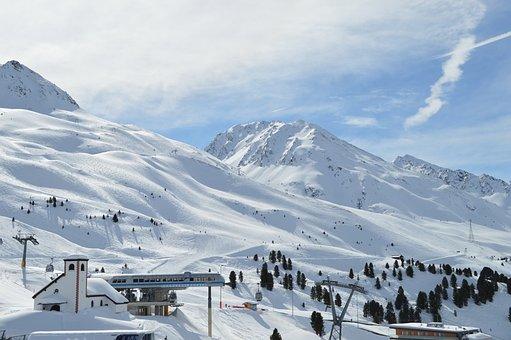 Snow, Winter, Mountain, Cold, Sport, Mountain Summit
