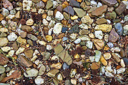Pebble, Stone, Rock, Material, Natural, Surface