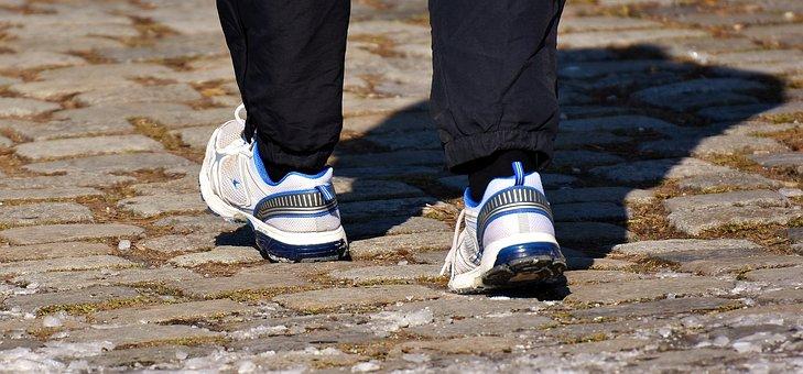 Run, Jog, Sport, Person, Leisure, Sporty, Jogger