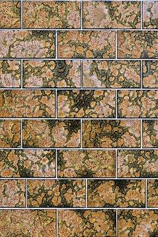 Brick, Pattern, Tile, Building, Wall, Facade, Texture