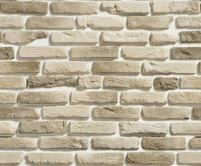 Brick, Wall, Texture, White Texture, Wall Paper