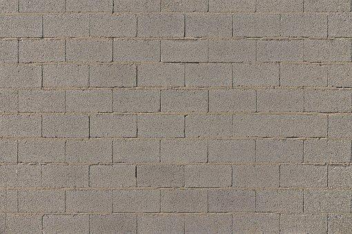 Sand-lime Brick, Stone Wall, Wall, Facade, Texture