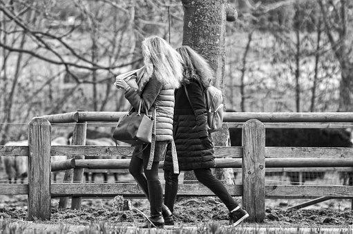 Woman, Person, People, Walking, Women, Girls, Movement