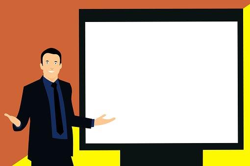 Introduction, Business, Display, Blank, Presentation