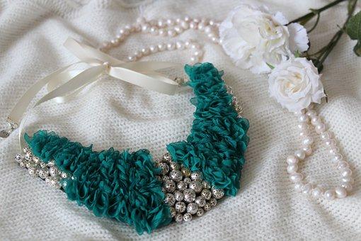 Luxury, Bone, Jewelry, Beads, Decoration, Necklace