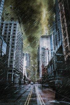 Chicago, Illinois, City, Urban, Buildings, Skyscraper