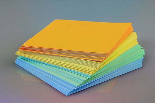 Leave, Post It, Colorful Paper, Notes, Office, List