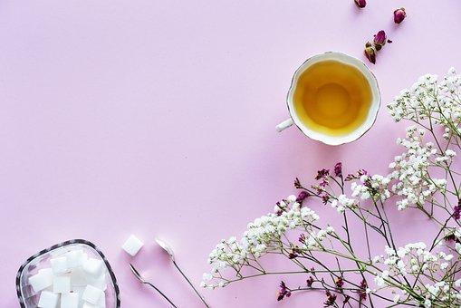 Flower, Desktop, Nature, Aerial, Background, Beverage