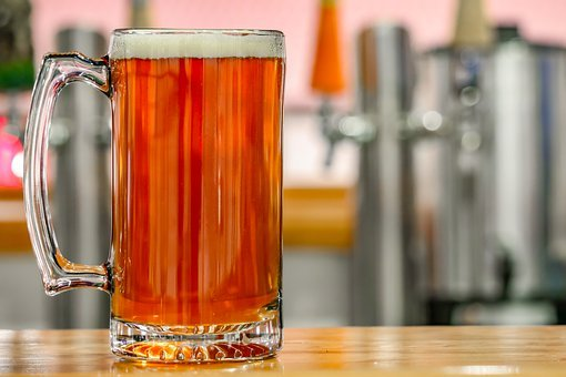 Drink, Glass, Beer, Alcohol, Bar, Mug, Cold, Pub