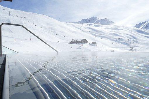 Snow, Nature, Winter, Ice, Mountain, Travel, Sky