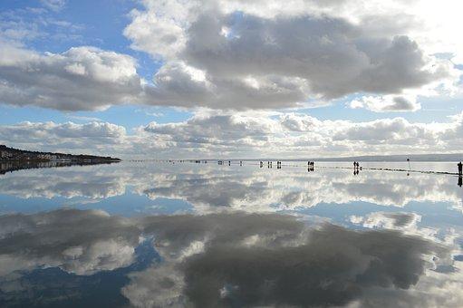 Water, Landscape, Nature, Outdoors, Sky, Seashore