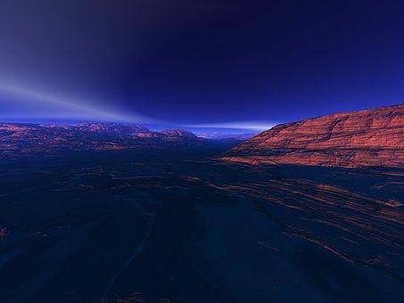 Outdoors, Sunset, Sky, Travel, Landscape, Rift Valley