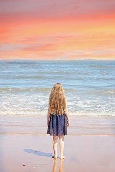 Summer, Body Of Water, Sand, Sea, Ocean, Sun, Coast
