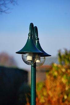 Nature, Sky, Lantern, Garden, Green, Ornament