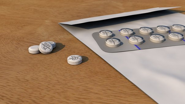 Digital Art, 3d Modeling, Wallpaper, Pills, Tablets