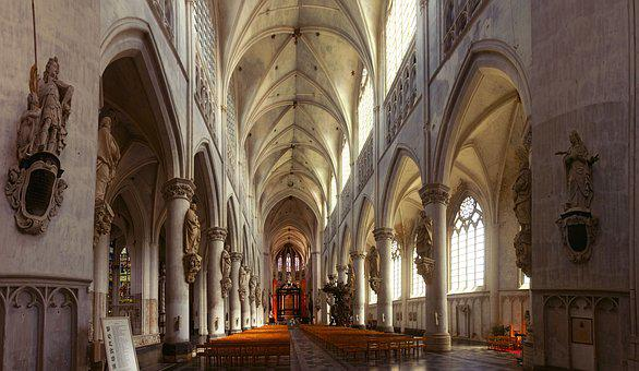 Church, Architecture, Cathedral, Goth Like, Travel