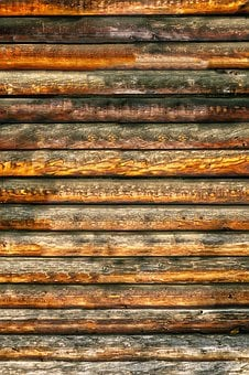 Wood, Boards, Profile Wood, Wooden Wall, Vacation
