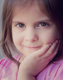 Girl, Cute, Portrait, Child, Beautiful, Pretty, Young