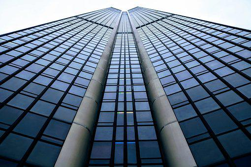 Glass, Architecture, Futuristic, Company, Modern