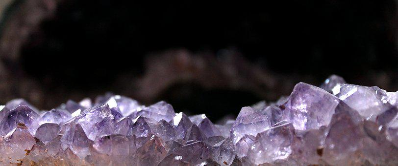 Amethyst, Amethist, Crystal, Nature, Gem, Geology