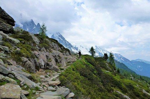 Nature, France, Alps, Haute Savoie, Mountain, Landscape