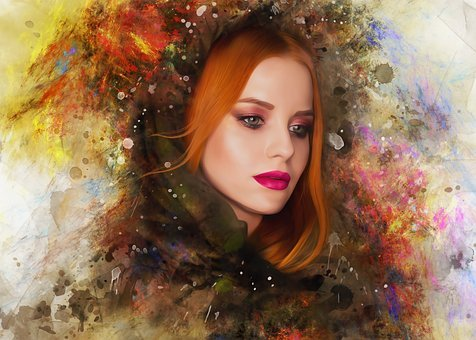 Beautiful, Girl, Portrait, Woman, Face, Female, Beauty