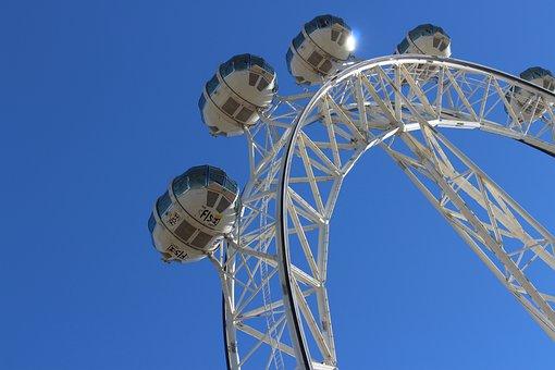 Sky, Steel, High, Wireless, Technology, Tower