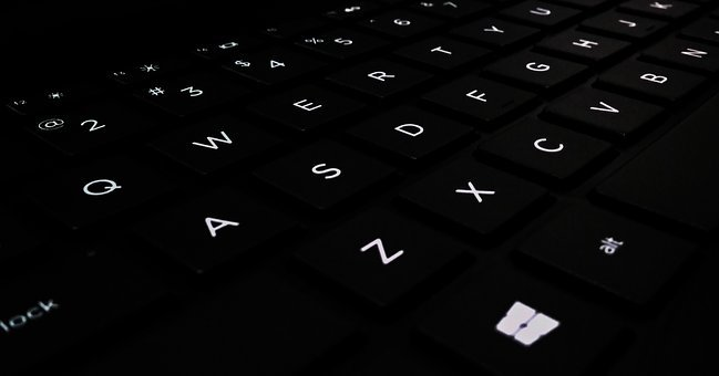 Keyboard, Internet, Computer, Type, Business