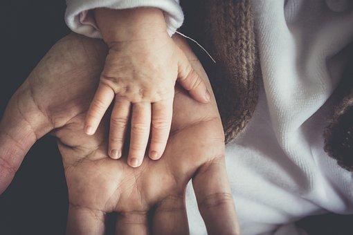 People, Man, Adult, Nude, Hand