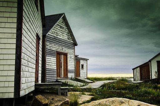 House, Architecture, No Person, Outdoor, Grange