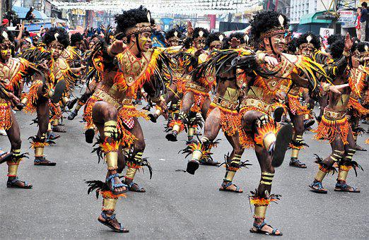People, Parade, Festival, Street, Crowd, Dancing
