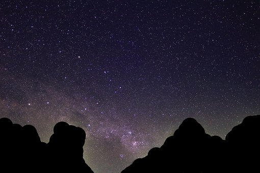 Astronomy, Moon, Night, Sky, Galaxy, Space, Cosmos