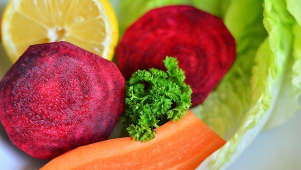 Beetroot, Salad, Mixed Salad, Food, Healthy, Vegetables