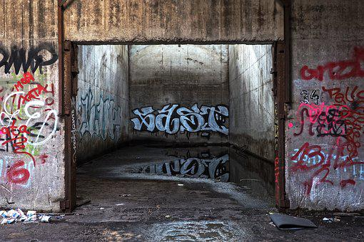 Architecture, Abandoned, Old, Building, Warehouse