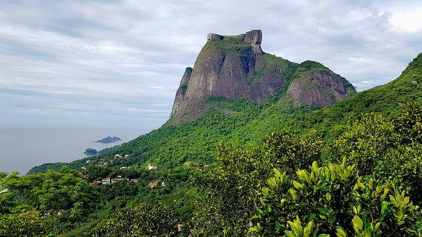 Nature, Trip, Widescreen, Landscape, Mountain