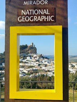 Montefrio, Granada, Andalusia, Spain, Sky, Landscape