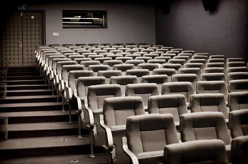 Seat, Auditorium, Chair, Indoors, Theater, Architecture