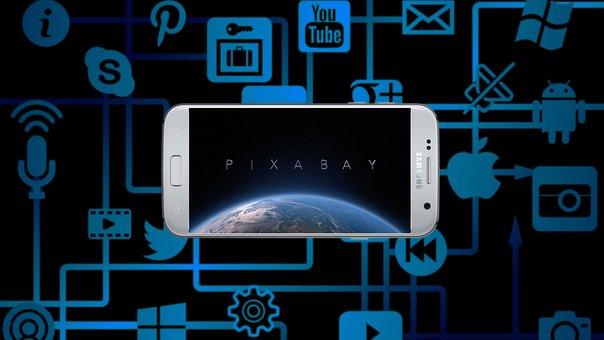Technology, Computer, Data, Communication, Pixabay