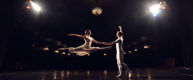 People, Ballet, Dance, Couple, Beauty, Dancer, Art