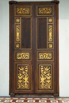 Door, Old, Detail, Building, Architecture, Old Building