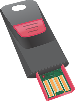 Usb, Flash Memory, Drive, Digital, Device, Data
