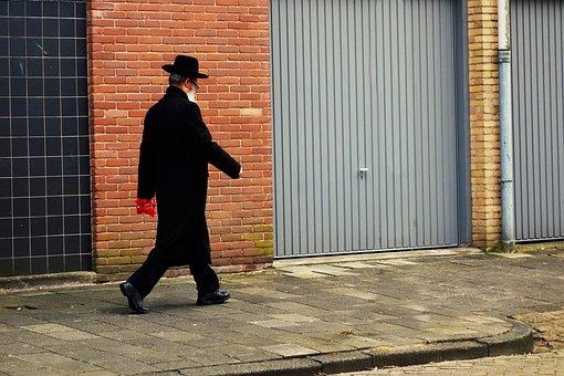 Jew, Jewish Man, Orthodox Jew, Person, People