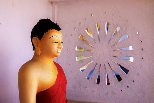 Buddha, One, Meditation, Portrait, Facial Expression