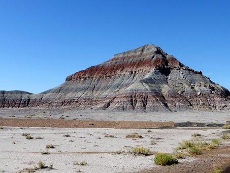 U, S, Has, Arizona, Desert Colors, Nature, Landscape