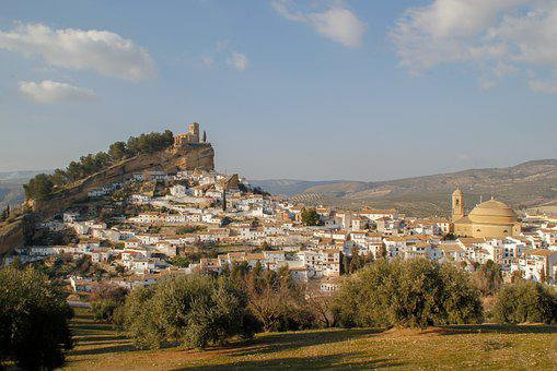 Montefrio, Granada, Andalusia, Spain, Architecture